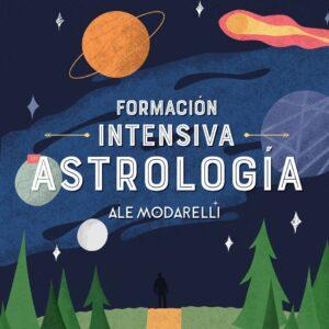Formación intensiva en astrología 2020.